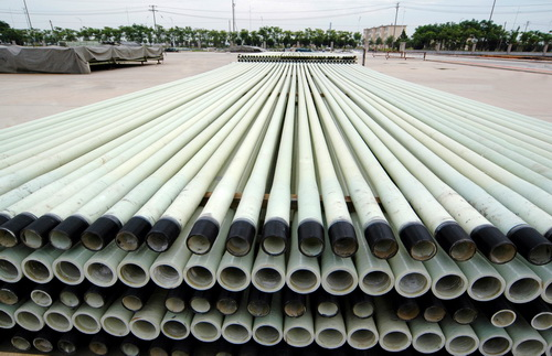 GRE海洋平台用玻璃钢管道