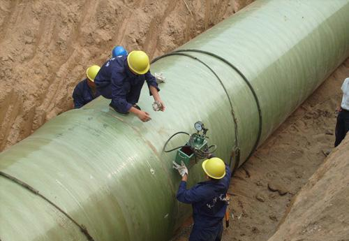 LNG及化工用玻璃钢管道