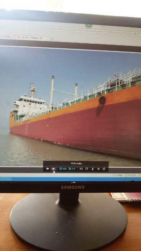 出售3100吨06一级加温油轮