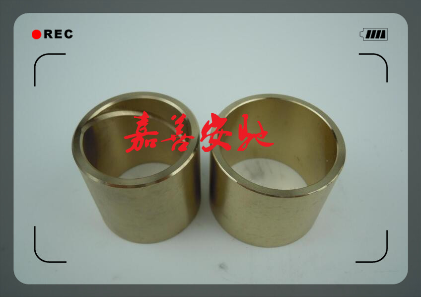 全新 铜合金衬套、油沟铜套、油槽铜套、大型铜套可定制