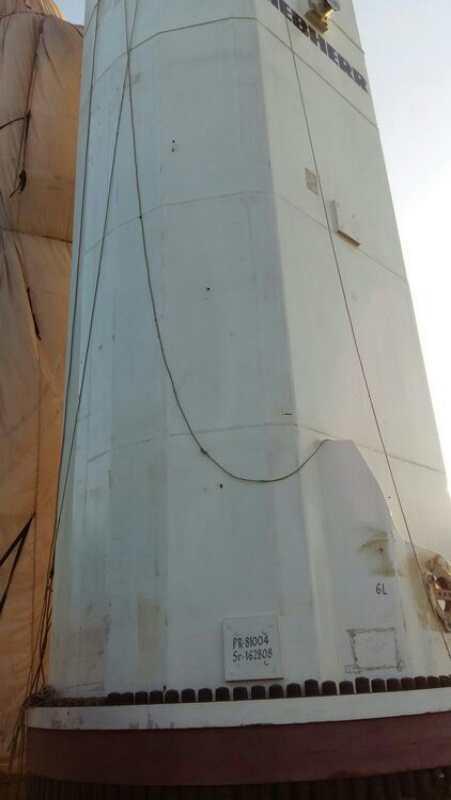 350吨重型克令吊出售