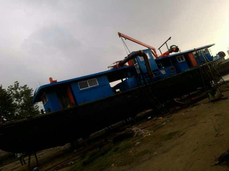 生产吹泥,泥浆船舶