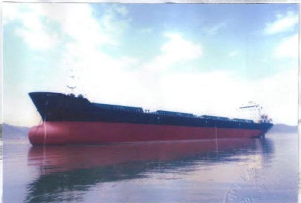 售2010年26700T沿海散货船