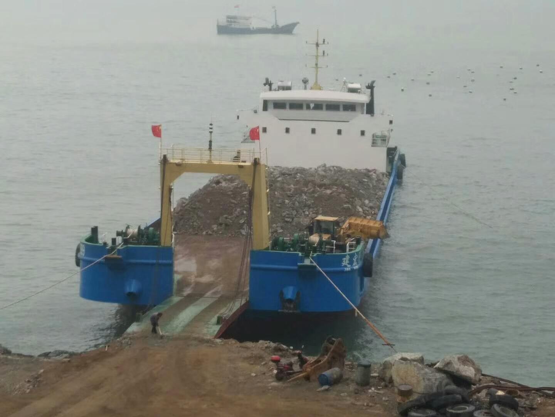 出租5000吨甲板船