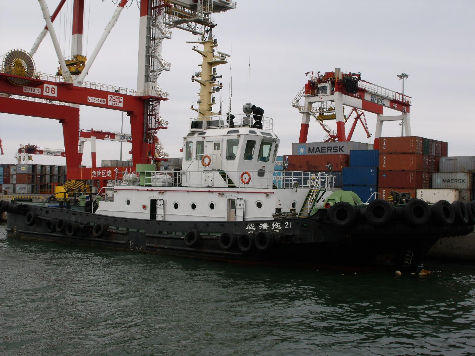 出租、出售5200HP、4000HP、3200HP全回转港作拖轮