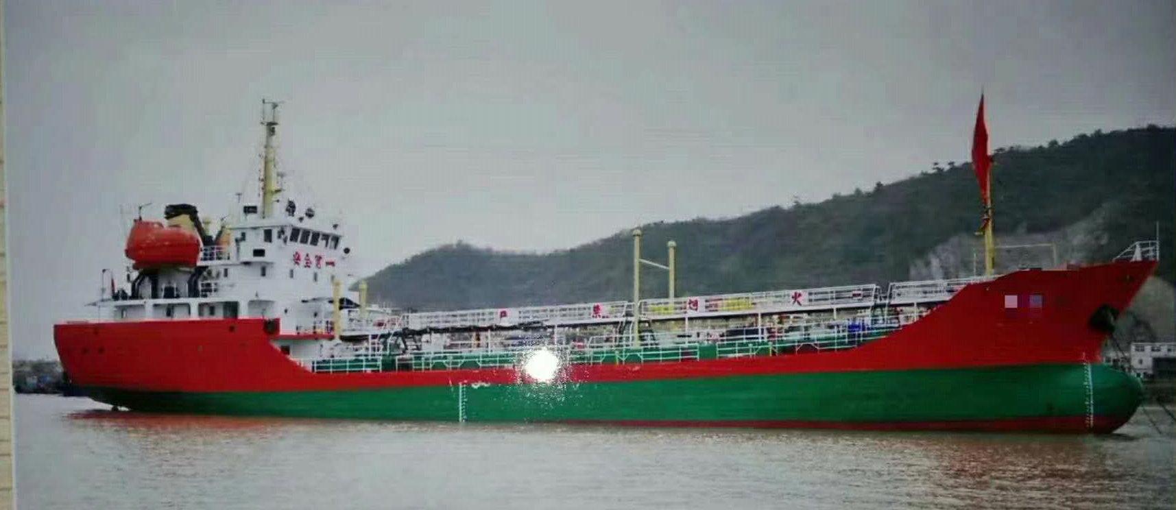 售2004年1116T沿海双壳一级油船