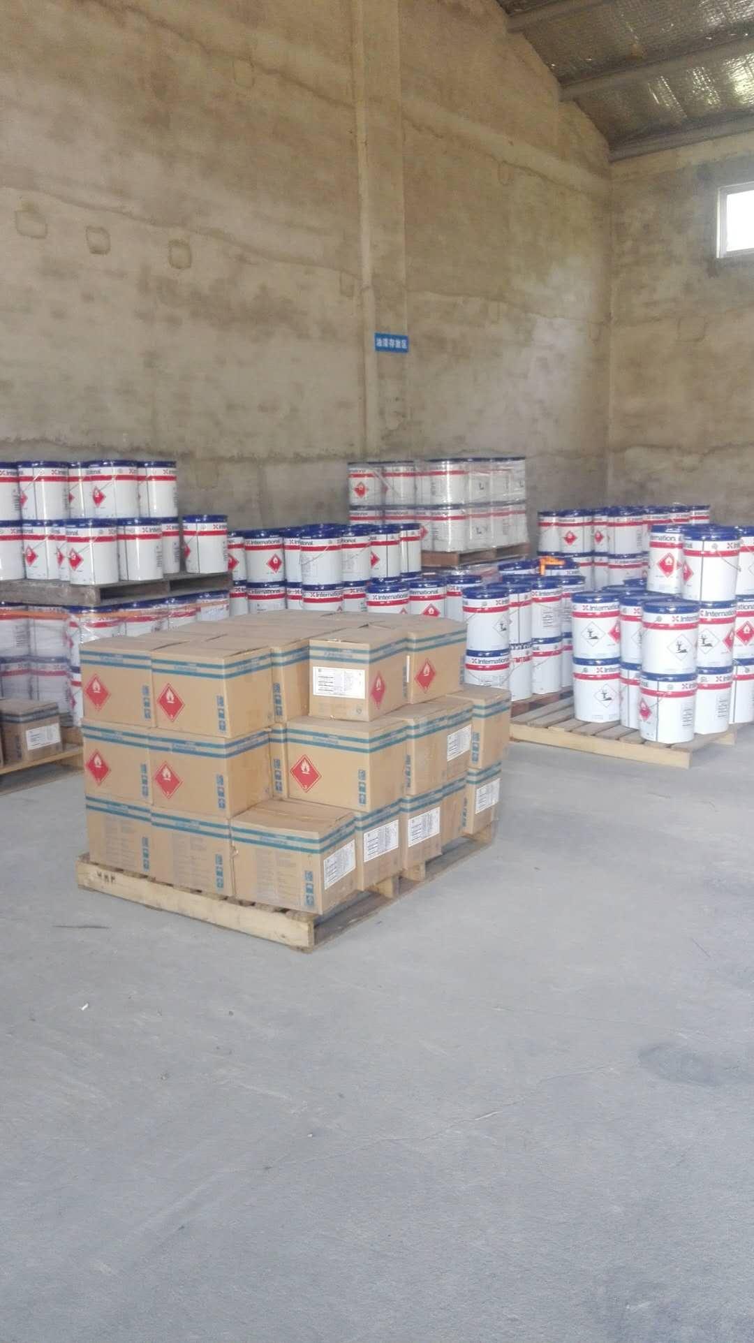 山东地区国际牌船舶漆销售商