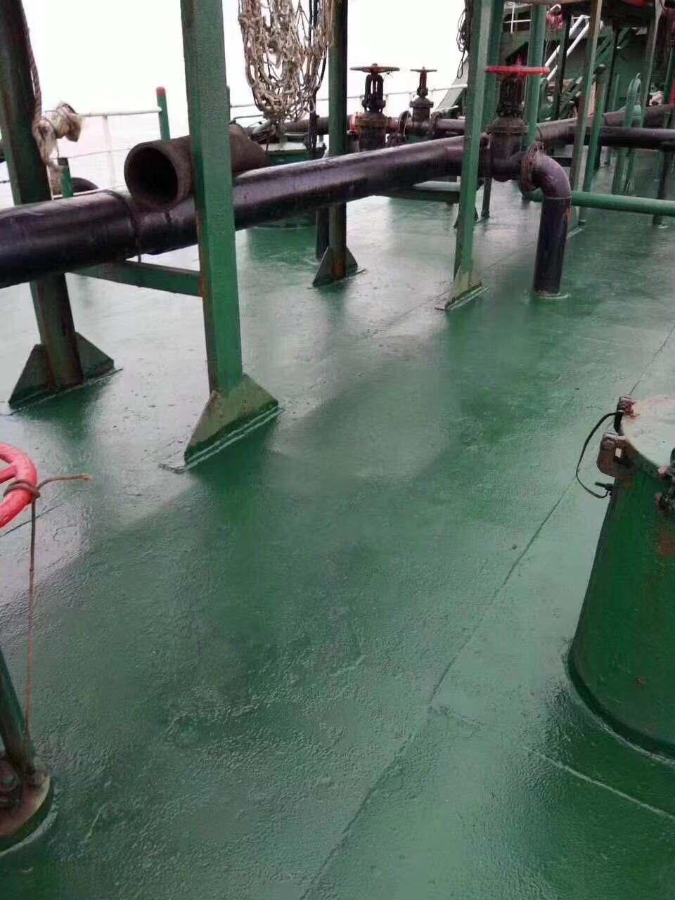 出租1000吨双底单壳油船 在航 船非常漂亮!