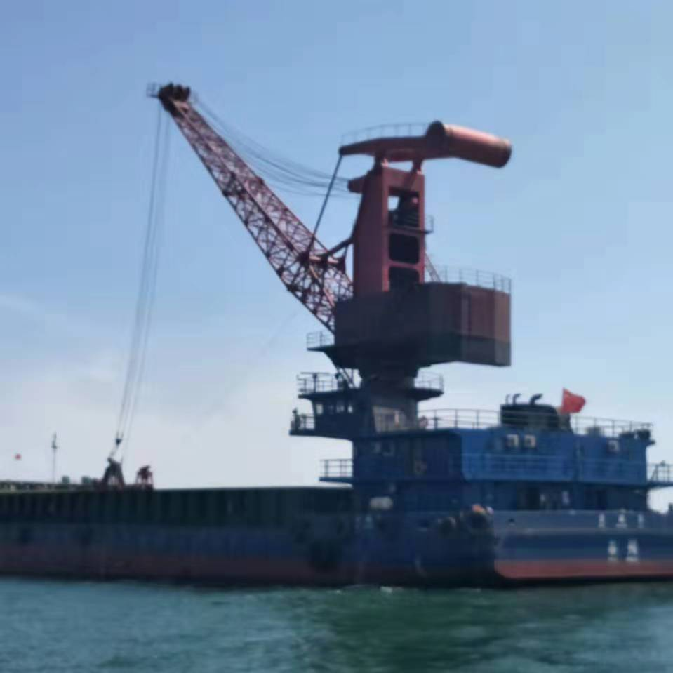 78M内河起重囤船