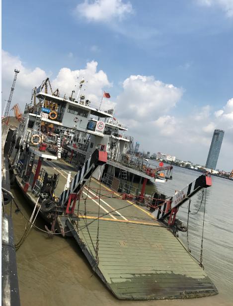 出售内河渡车船