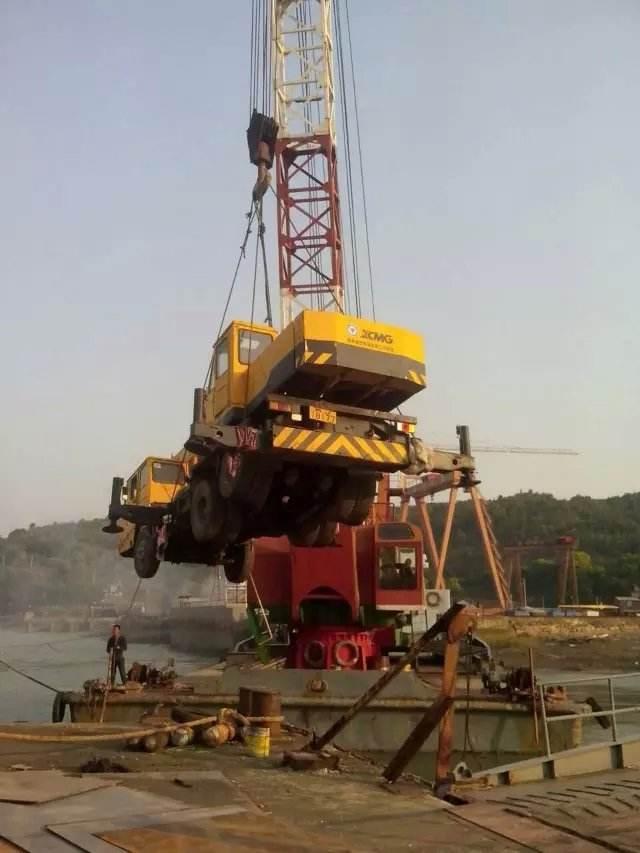 沿海150吨全回转起重船出租