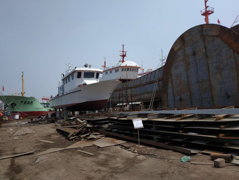 钢铝结构交通艇 钢铝结构工作艇