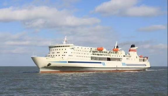 售91年日本造750客远洋客滚船