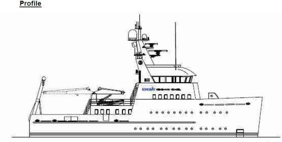 40米深海研究船