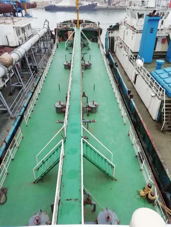 出售2005年造1000吨油船