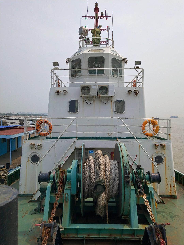 4800HP近海拖轮