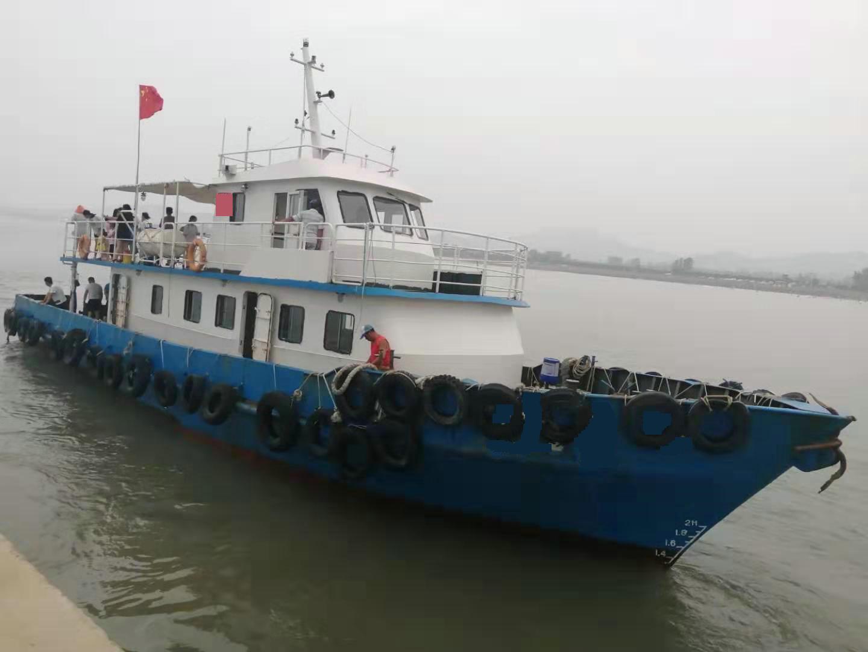 售:2012年沿海20米49位钢制旅游客船