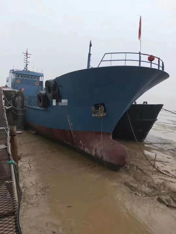 出售2019年600吨沿海供水船