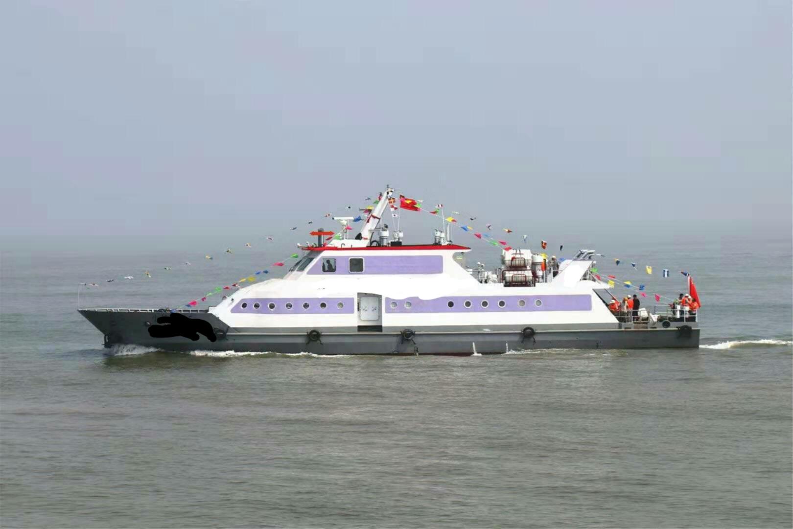 中国船级社200客位新客船出售