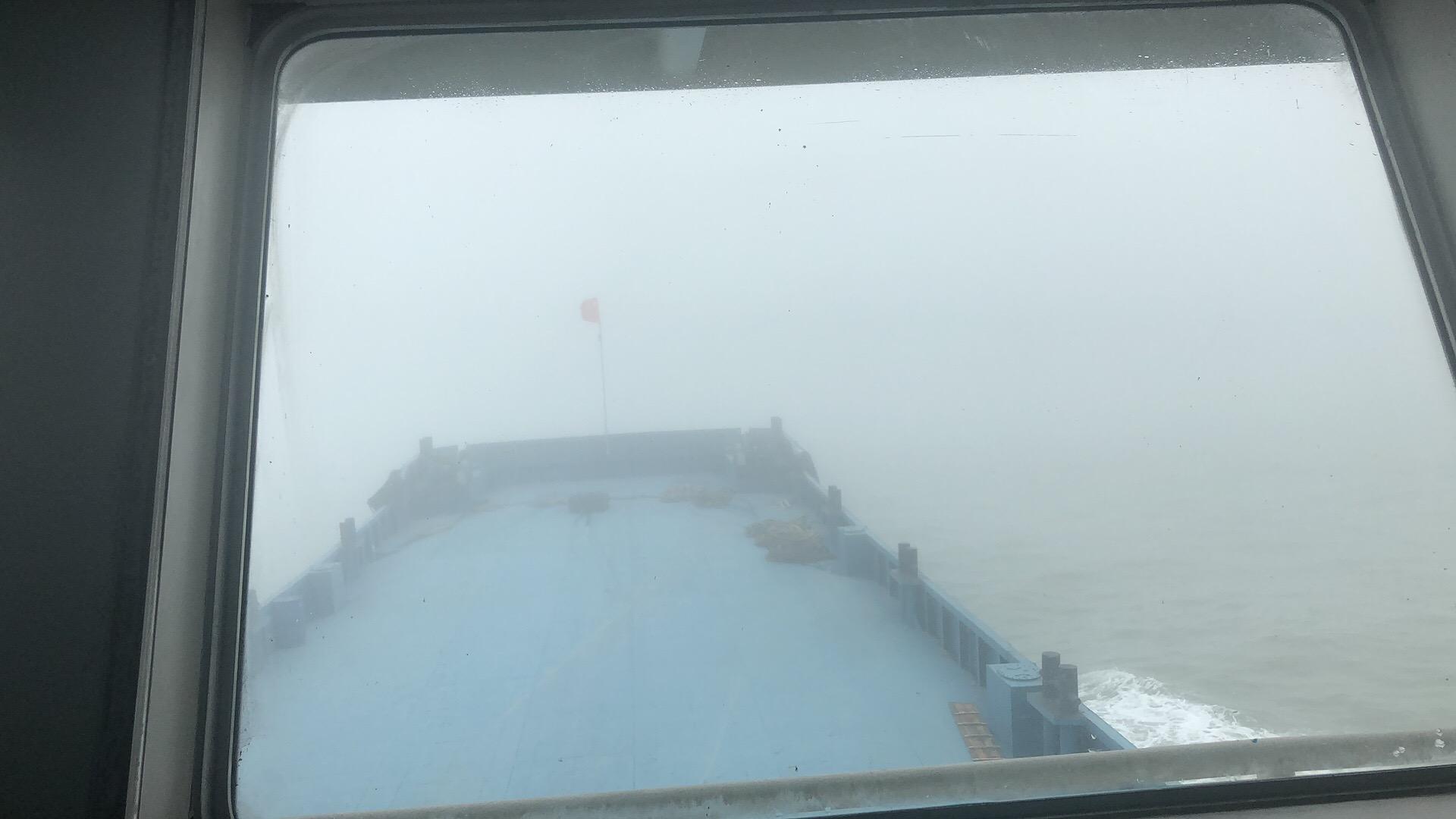 沿海甲板驳船