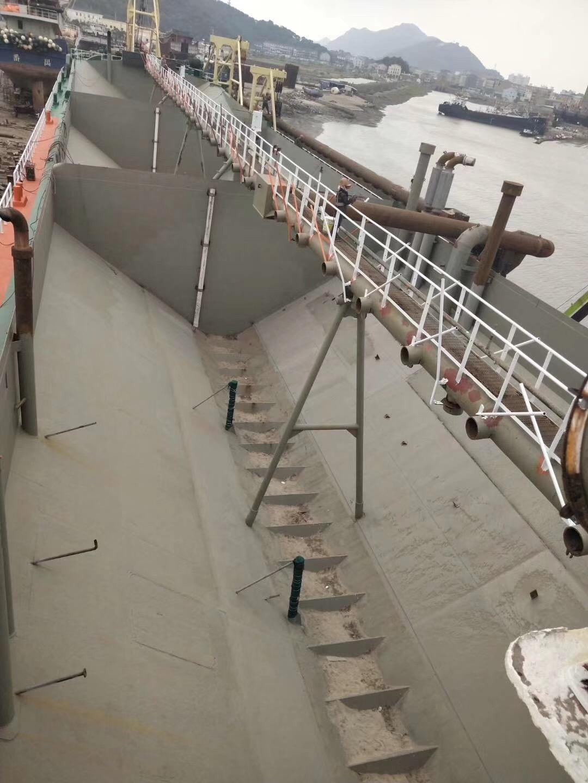 出售龙海造8000吨自吸自卸砂船