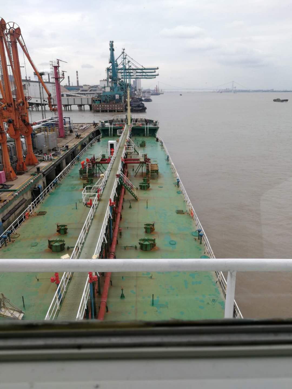 出售8800吨油船
