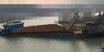 出售2013年造2700吨沿海自航甲板驳船