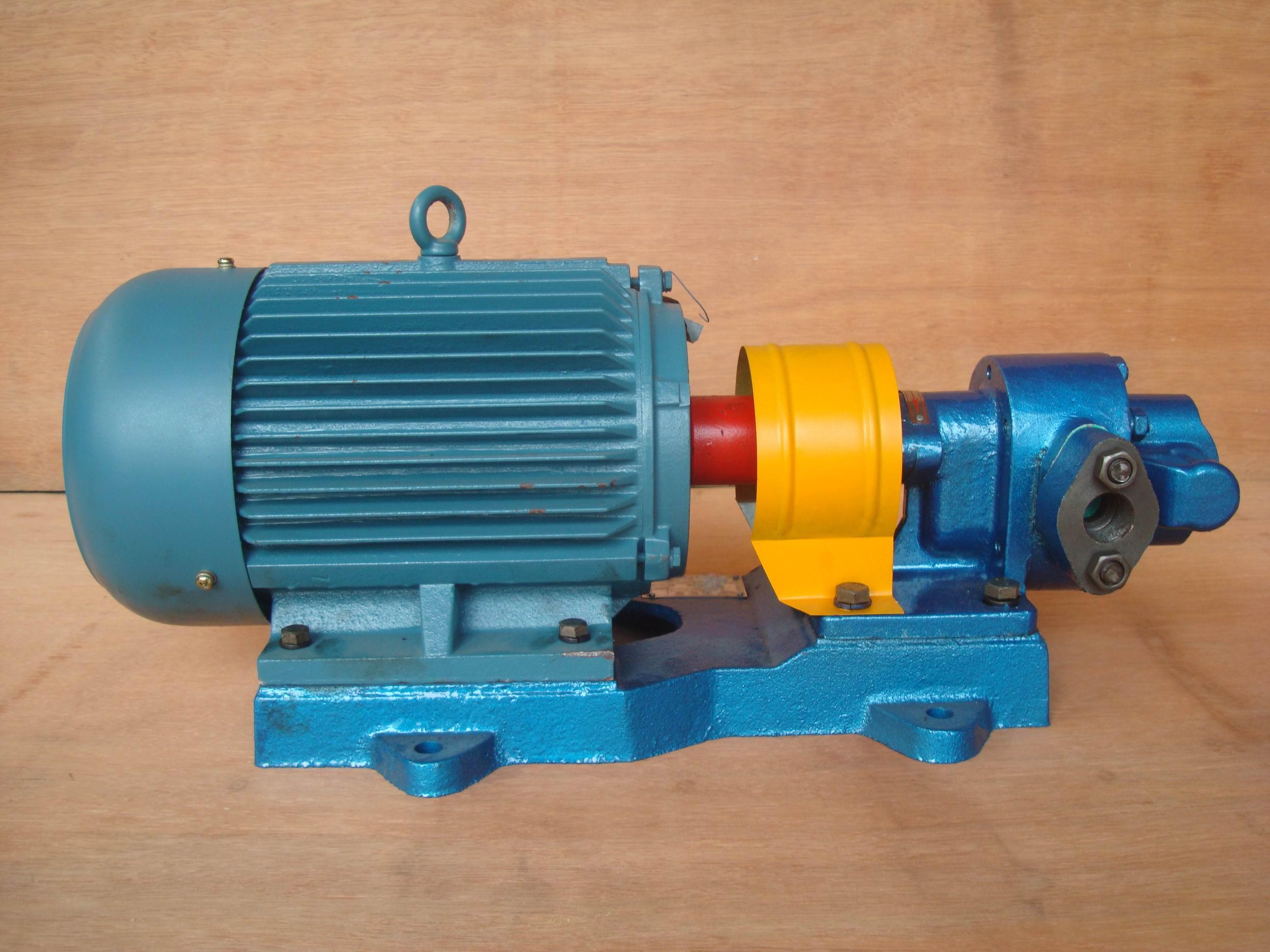 KCB18.3-4齿轮油泵