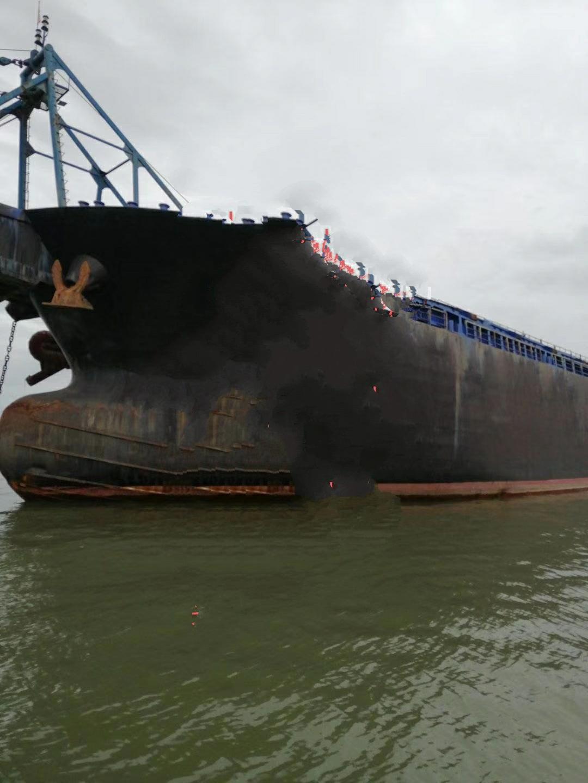 出售:8500吨沿海自吸自卸沙船