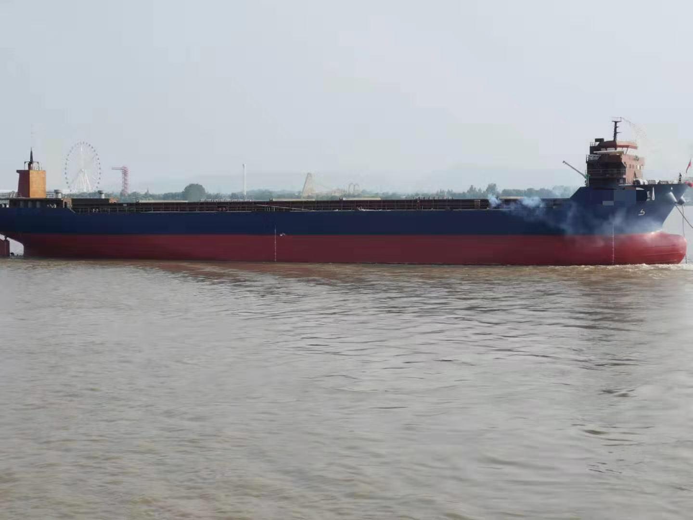 出售2019年底造10290吨沿海集装箱船