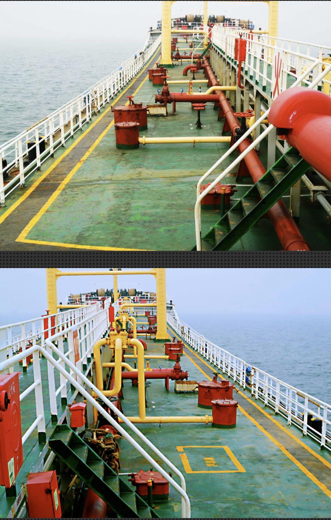 售2004年浙江造6650吨双底双壳一级油船(闪点≤60℃)