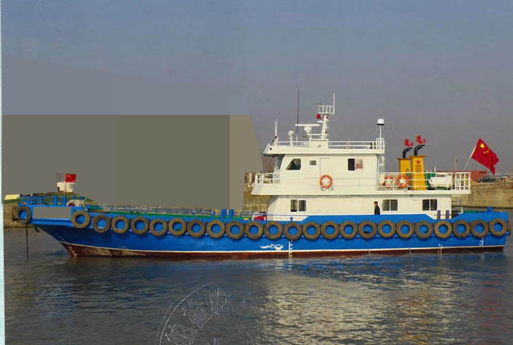 出售2020年造26米沿海钢制交通船
