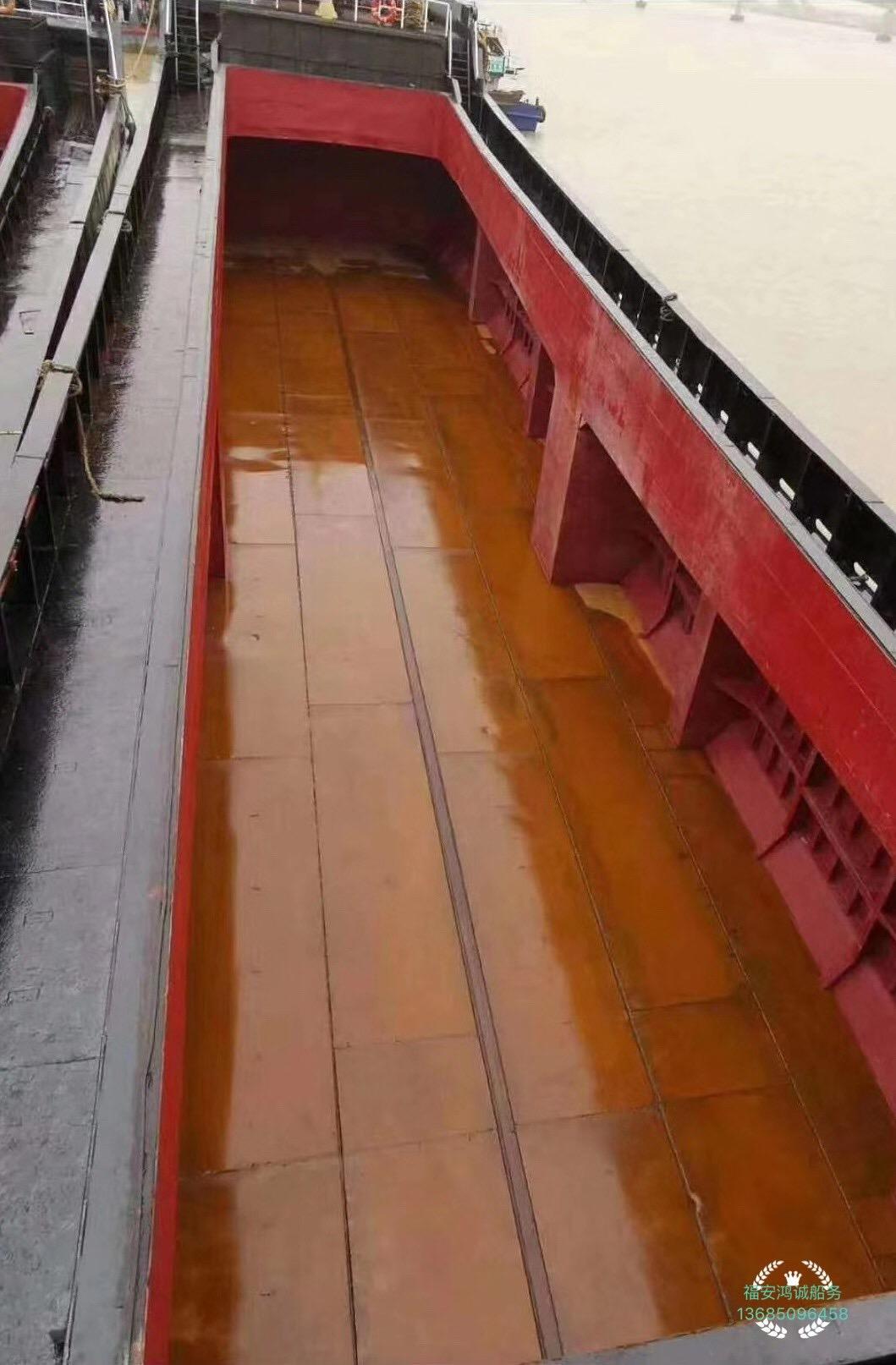 出售2011年造,实载1300吨通舱货船