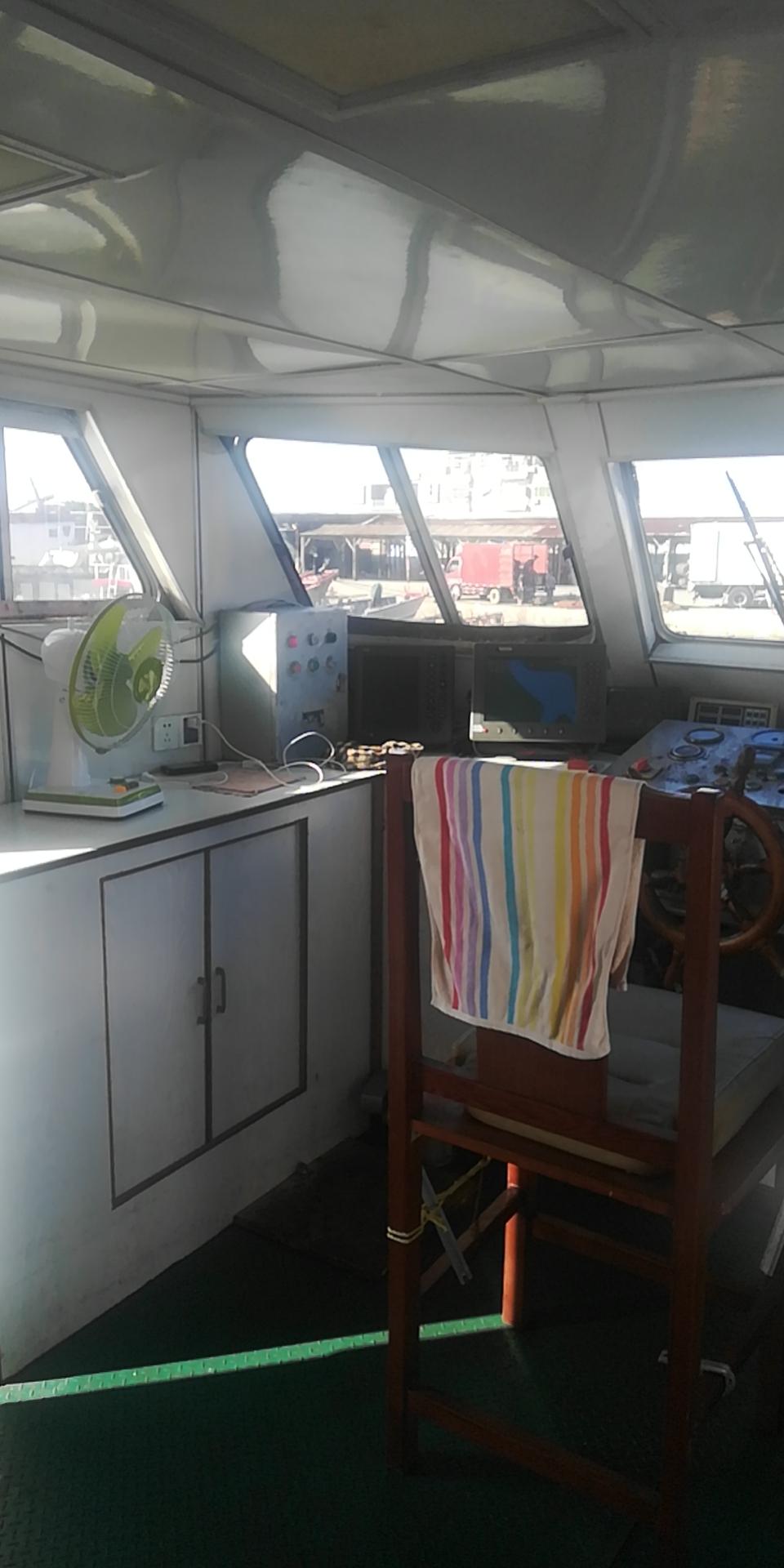 售:2015年沿海33.6米钢制交通船