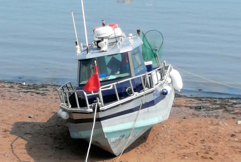 出售2019年10米铝合金沿海三类游艇