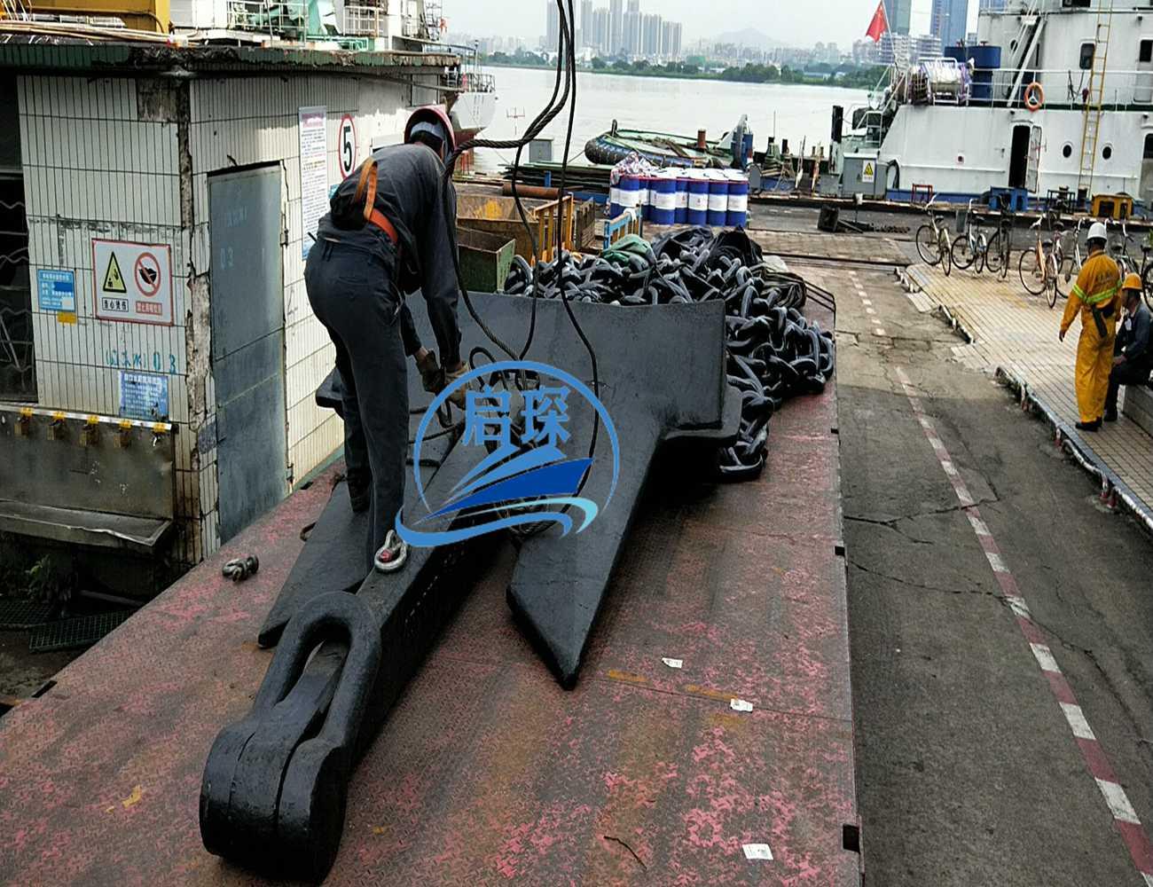 船用锚 大抓力锚 斯贝克锚 霍尔锚 德尔塔锚 海军锚 各种规格全新现货L