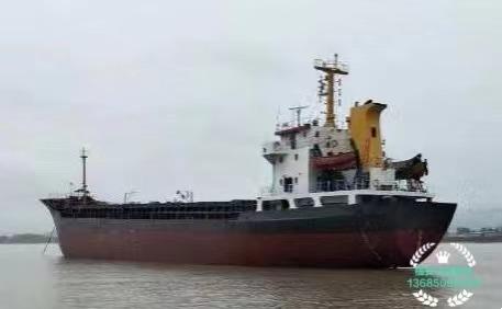 出售4700吨干货船:2007年12月常德造