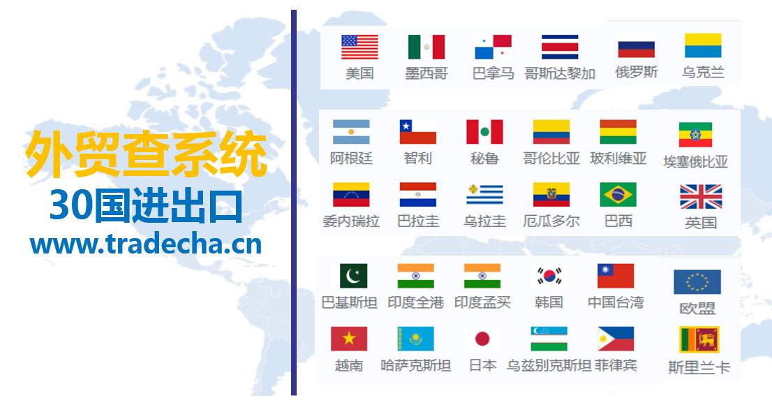 2020跨境电商总结,主要贸易国查询