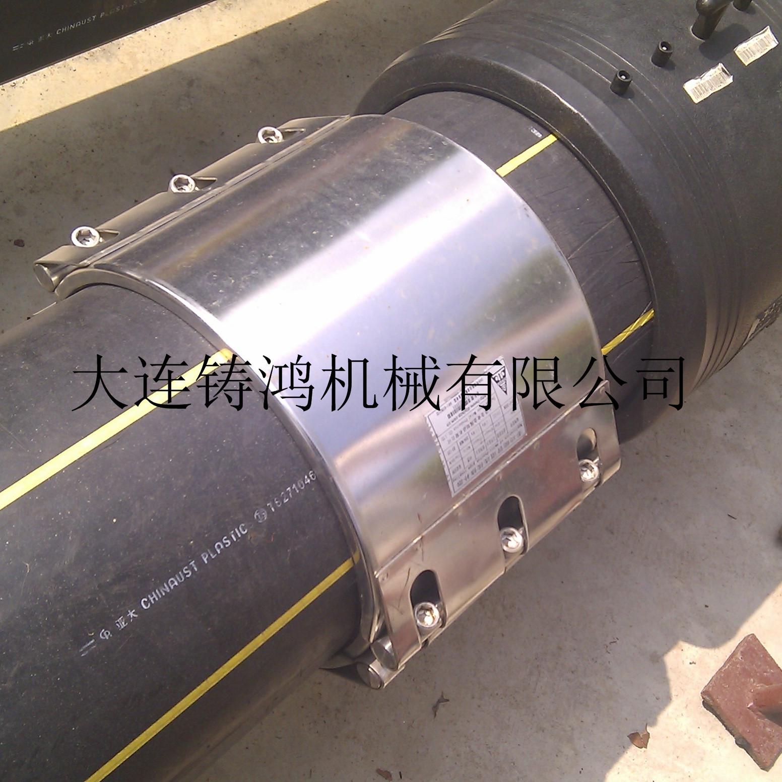 卡箍式管道连接器-山东船用联管夹