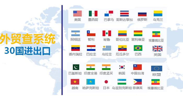 4月外贸有哪些新规定,进出口贸易数据
