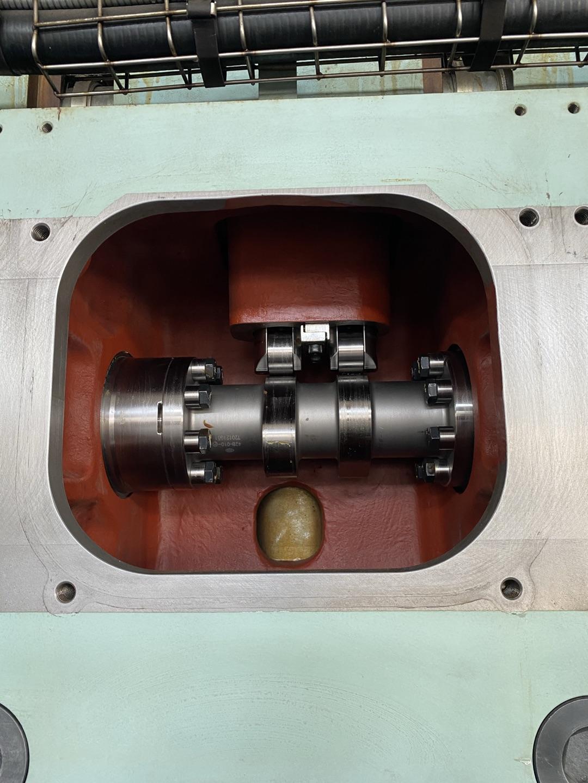 陆用重油发电机组MAN9L21/31
