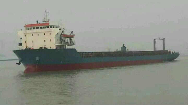 售:2009年近海10000吨甲板货船