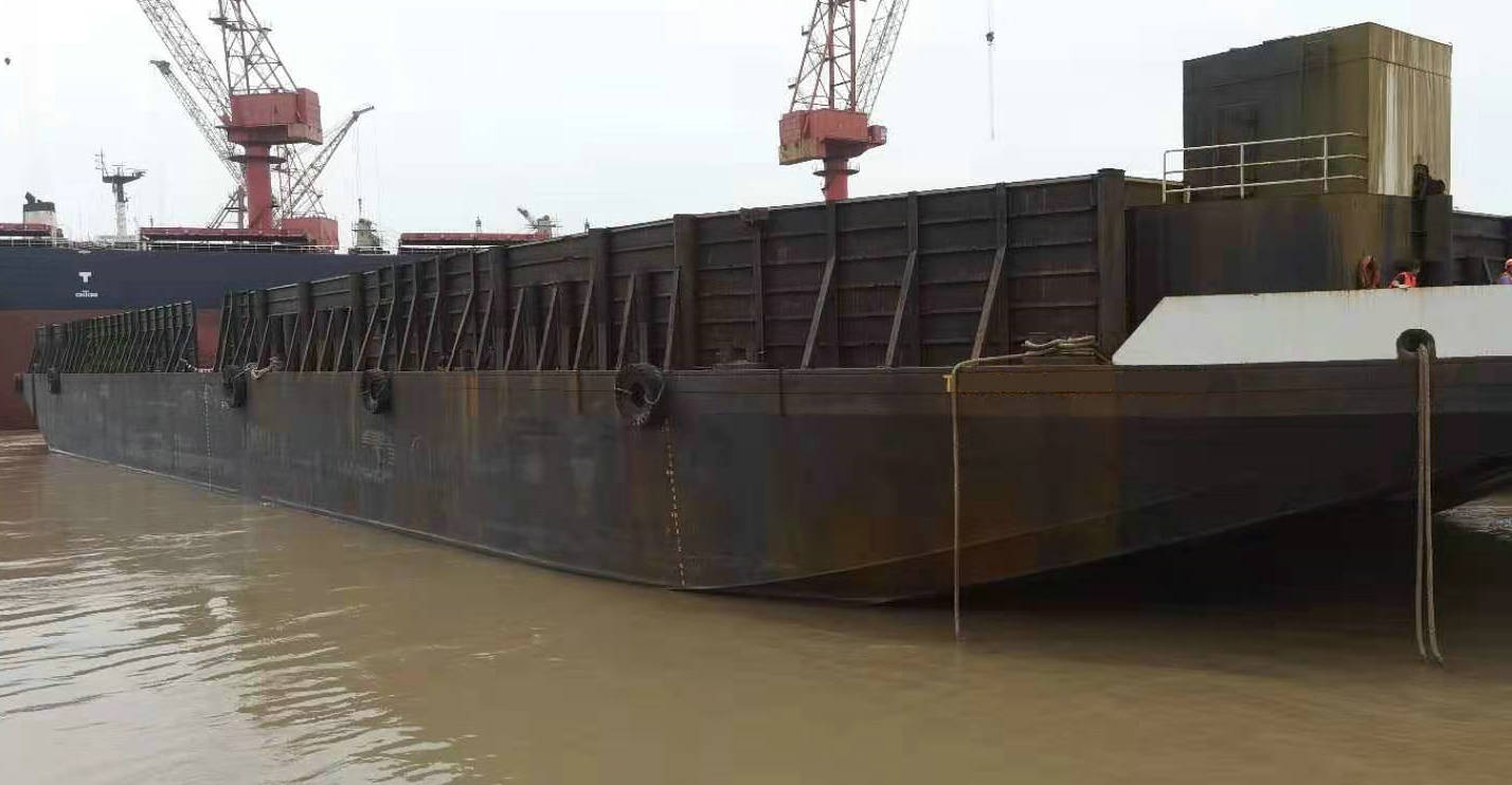 售:2010年近海10000吨无动力驳船